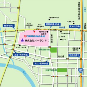日新電機_詳細地図